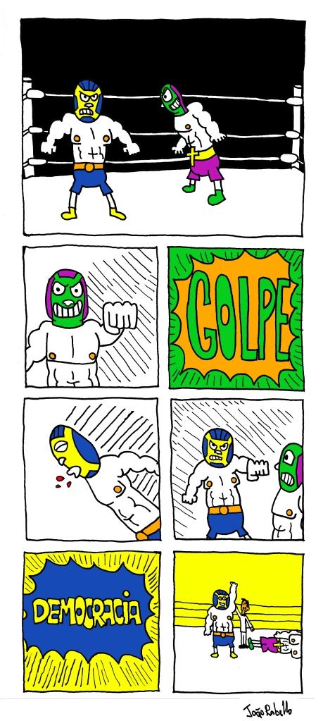 Golpe 3